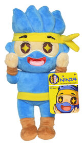 """Ninja 8"""" Collector Plush - Ninja Aww"""