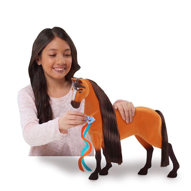 Spirit Riding Free Rider's Club Deluxe Grooming Set
