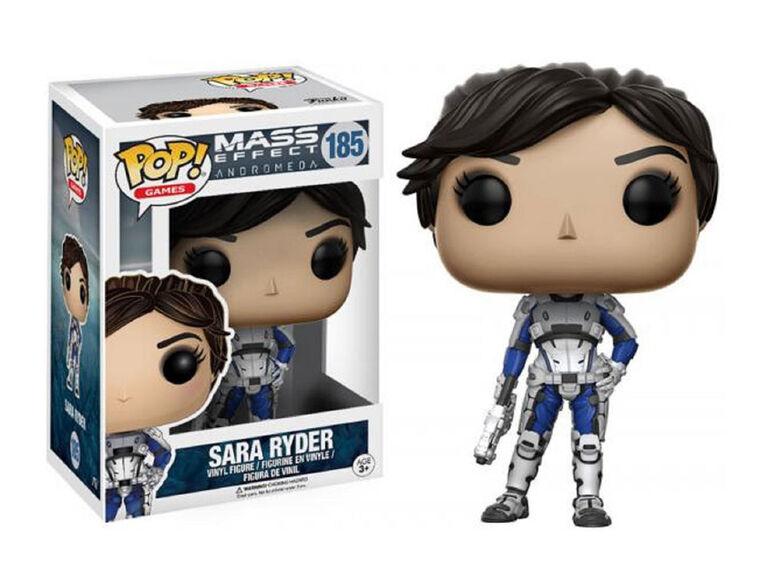Figurine en Vinyle Sara Ryder par Funko POP! Mass Effect Andromeda