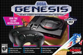 Sega Genesis Mini Unit