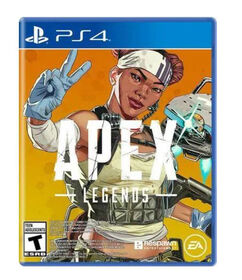 Playstation 4 Apex Legends Lifeline Edition