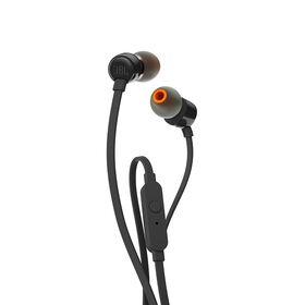 JBL T110 Écouteurs Intra-Auriculaires - Noir