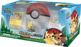 Pokémon Pikachu & Eevee Poke Ball Collection