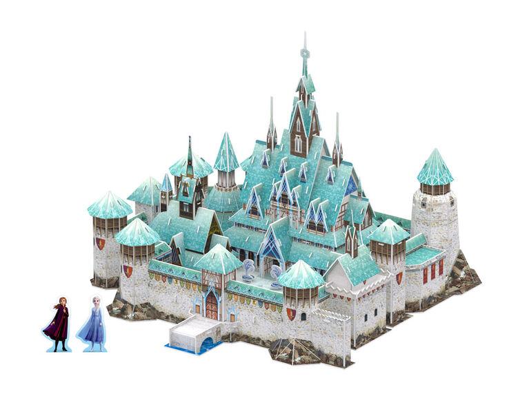 Frozen II: Arendelle Castle - English Edition