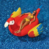 "Giant Parrot 93"" Inflatable Ride On Toy"