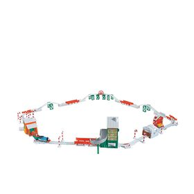 Fisher-Price Thomas & Friends TrackMaster Holiday Train Set