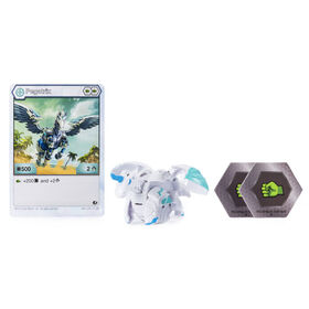 Bakugan, Pegatrix, Créature transformable à collectionner de 5 cm.