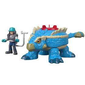 Fisher-Price Imaginext Jurassic World Ankylosaurus