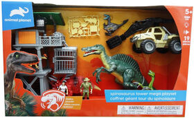 Animal Planet - Spinosaurus Tower Mega Playset