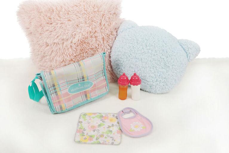 """12""""-16"""" Li'L Cuddles Gift Set"""
