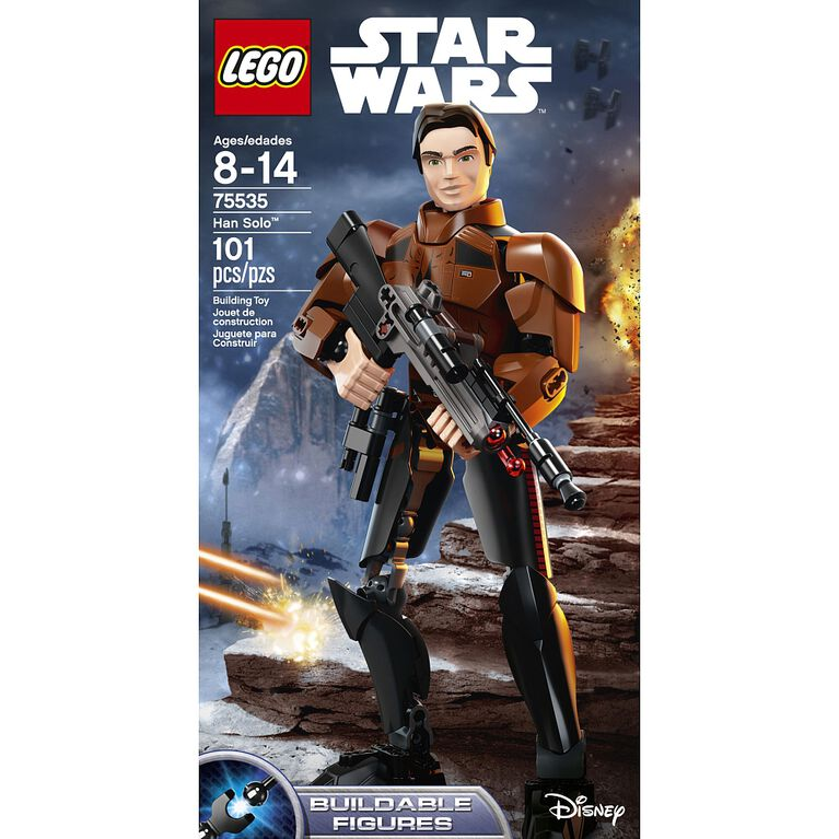 LEGO Constraction Star Wars Han Solo™ 75535.