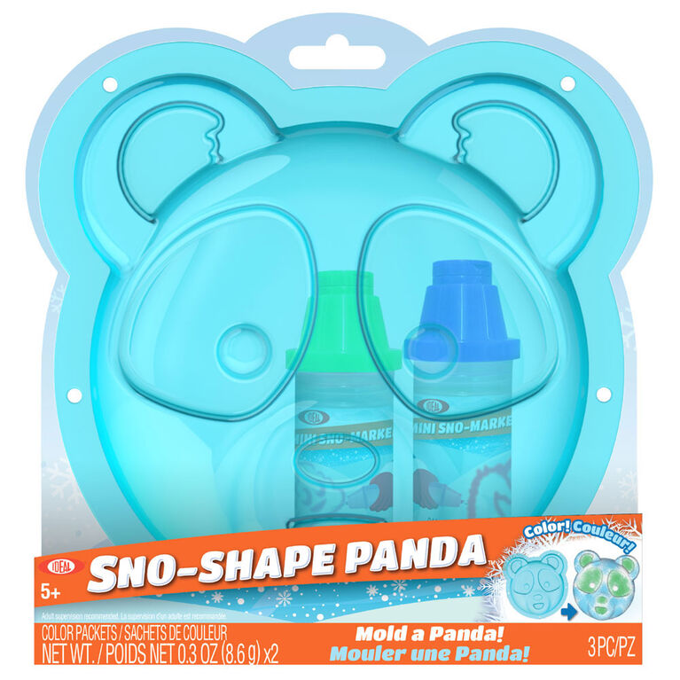 Ideal Sno Toys Sno Shape-Panda
