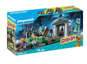 Playmobil - SCOOBY-DOO! Adventure in the cemetery