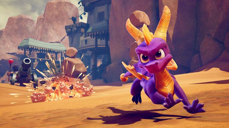 PlayStation 4 Crash / Spyro Bundle