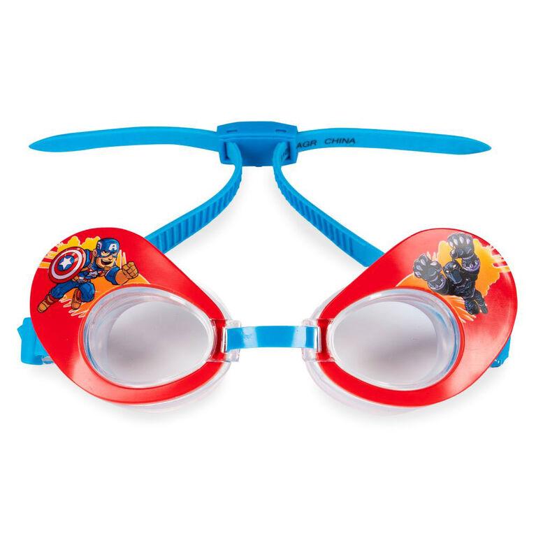 Lunettes de natation - Super Hero Adventures