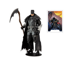 "DC-7"" Figures - Death Metal Batman"