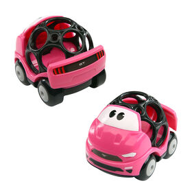 Go Grippers Vehicles Pink Mustang