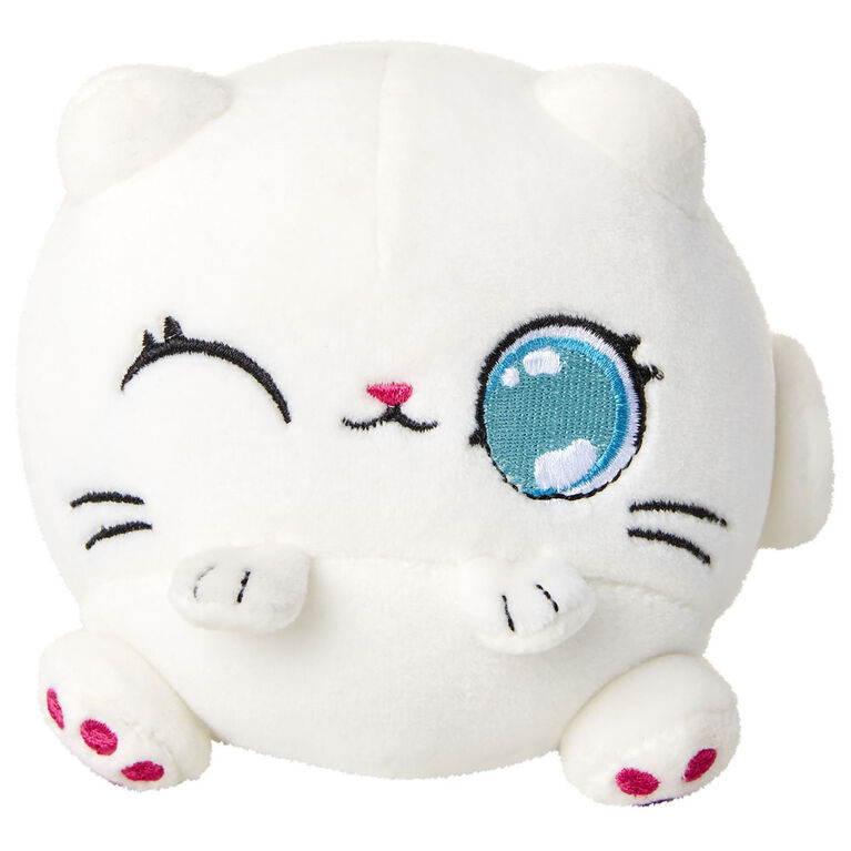 Kitten Catfe Meowble Scented Plush - White Persian
