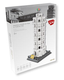 Dragon Blok: Leaning Tower Of Pisa