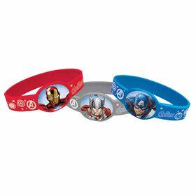 Avengers Stretchy Bracelets, 4 pieces