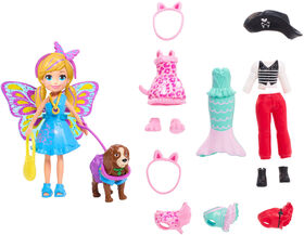 Polly Pocket Masque 'N Match Costume Pack - R Exclusive