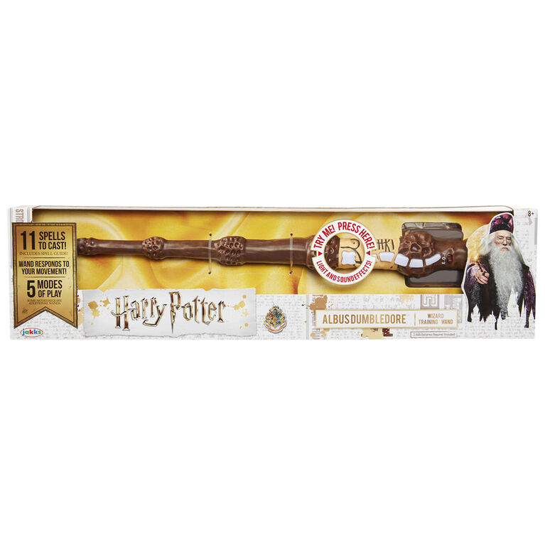 Harry Potter Feature Wizard Wand Dumbledore