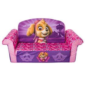 Marshmallow - Divan-lit - Pat' Patrouille de Nickelodeon