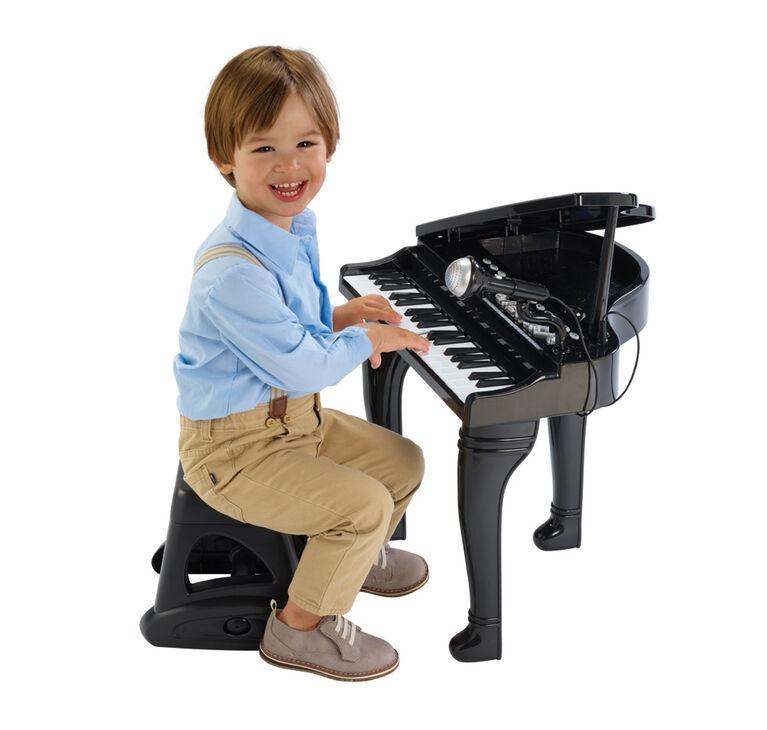 Imaginarium Preschool - Symphonic Grand Piano Set - Black