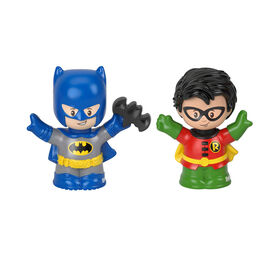 Fisher-Price - Little People - DC Super Friends - Batman et Robin