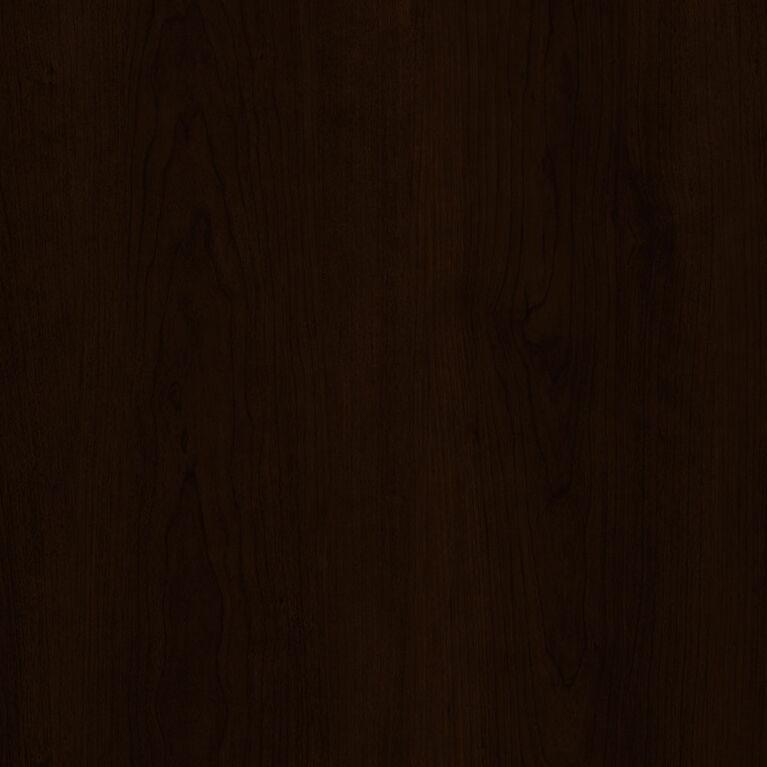 Spark Table de chevet 2 tiroirs- Chocolat