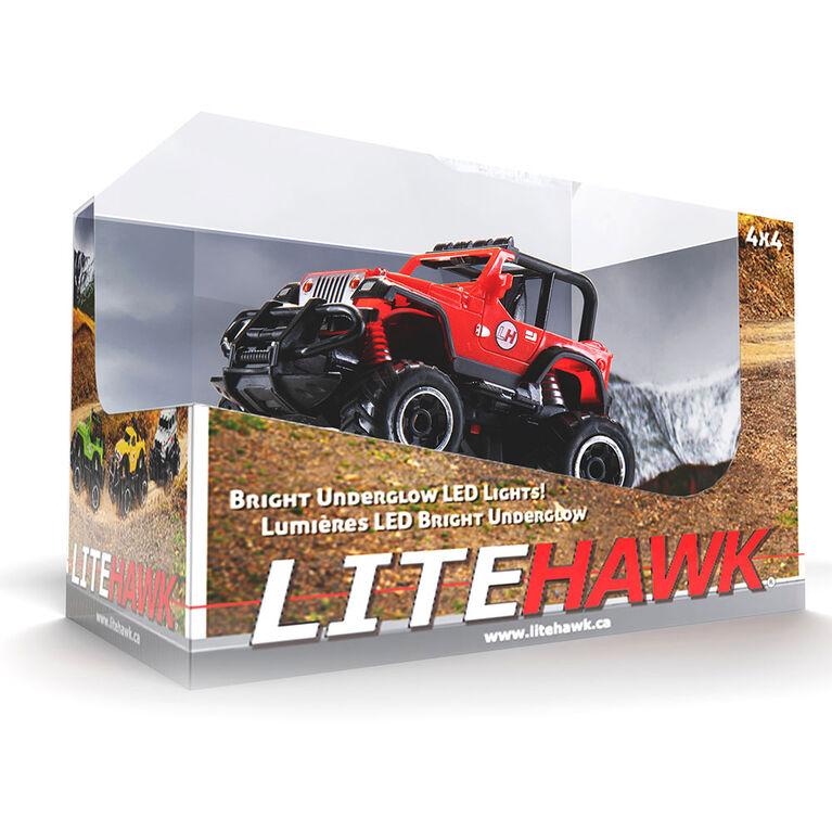 LiteHawk Trail X Pick Up Vehicle