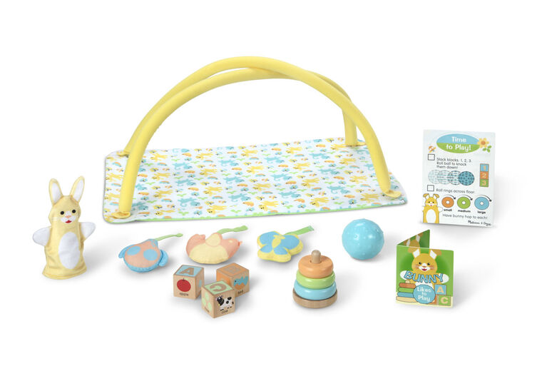 Melissa & Doug Mine to Love Toy Time Play Set for Dolls