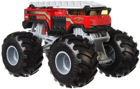 Hot Wheels - Monster Trucks - Véhicule 5 Alarm #2