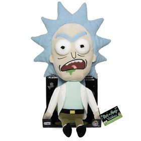 "Funko Supercute Plushies: Rick and Morty - Rick 16"" Plush Figure - R Exclusive"