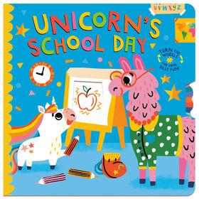 Unicorn's School Day - Édition anglaise