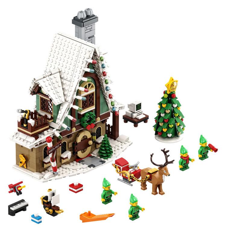 LEGO Creator Expert Le pavillon des elfes 10275