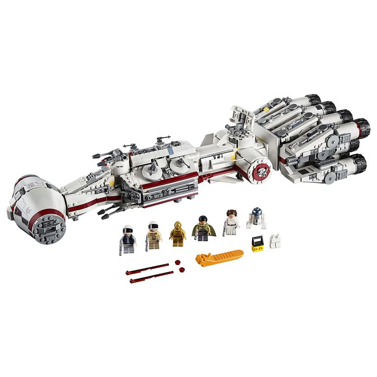LEGO Star Wars Tantive IV 75244