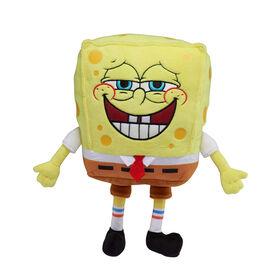 SpongeBob SquarePants - Exsqueeze Me Plush - SpongeBob Fart