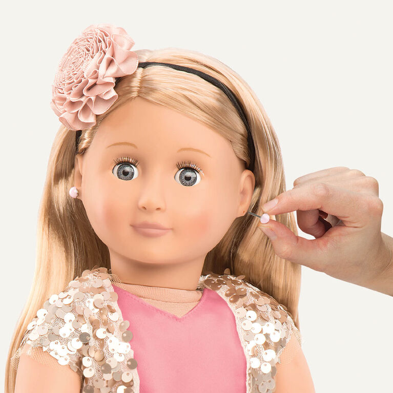 "Our Generation, Audra ""A True Gem"", 18-inch Jewelry Doll"