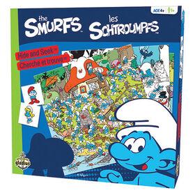 Smurfs Hide And Seek Game