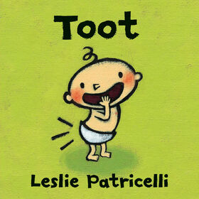 Leslie Patricelli board books - Édition anglaise