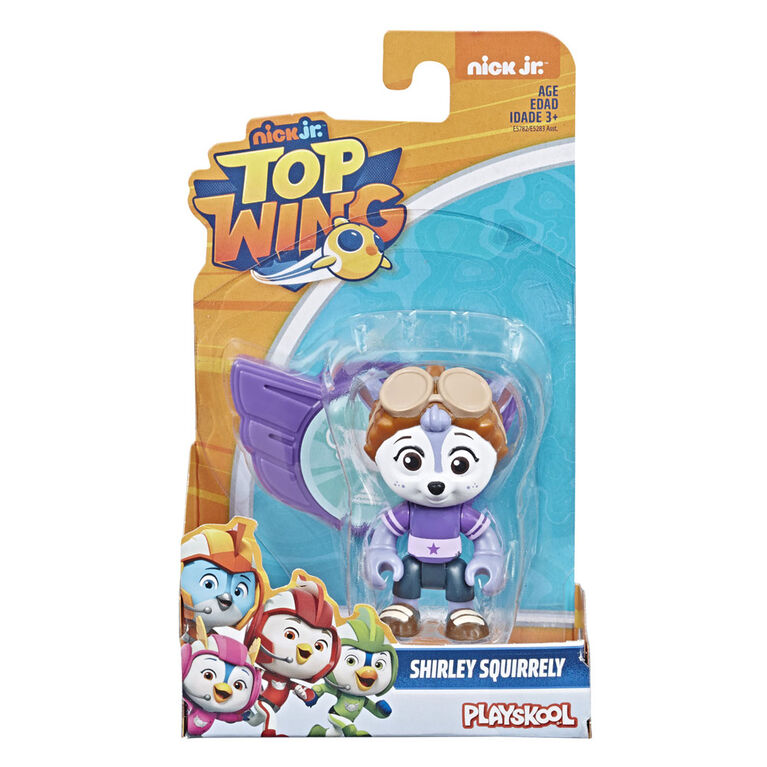 Top Wing Shirley Squirrely Single Figure