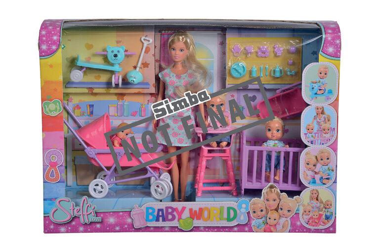 Steffi Love Baby World