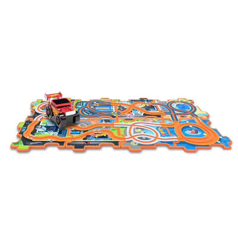 Hot Wheels Motorised Track Set