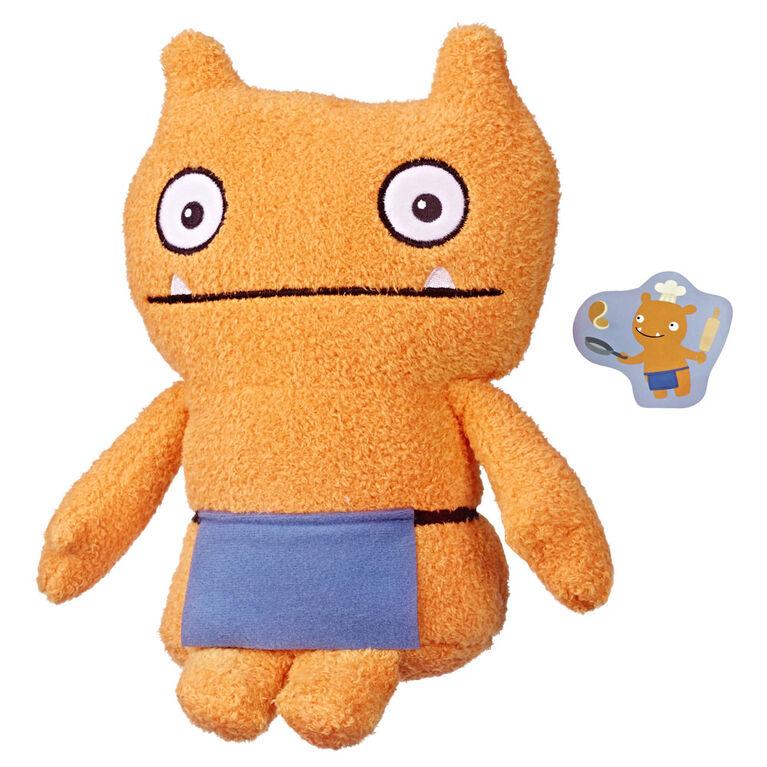 UglyDolls Warm Wishes Wage Stuffed Plush Toy