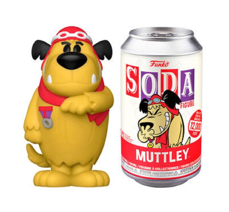 Figurine en Vinyle Muttley par Funko SODA Hannaa-Barbera