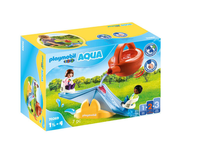 Playmobil - Water Seesaw with Watering Can