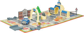 Robocar Poli - Brooms Town Map: City Hall