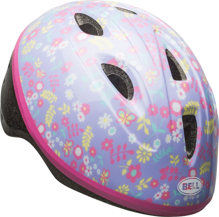 Bell Sports - Sprout Infant Helmet Pink Flowers