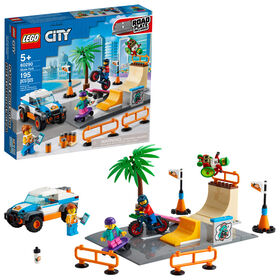LEGO My City Skate Park 60290